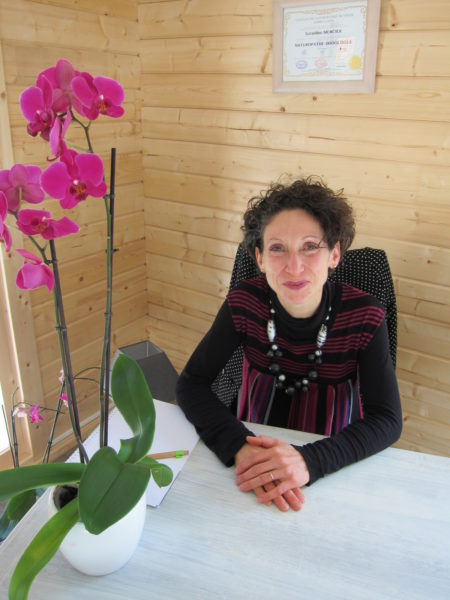 Géraldine Mercier